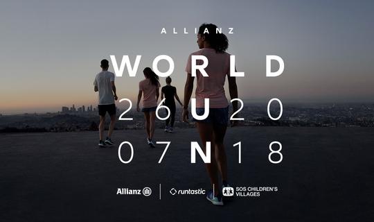 Allianz poziva trkače da se pridruže World Runu 2018
