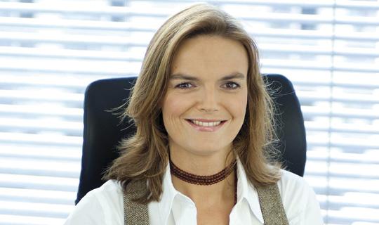 Ana Ivančić, predsjednica Uprave Cardif osiguranja