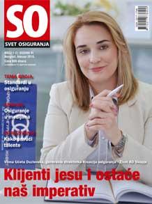 Arhiva časopisa - broj 1, februar 2016. - SR ME MK