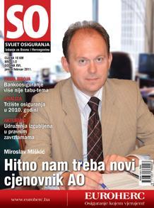 Arhiva časopisa - broj 1, januar 2011. - BIH
