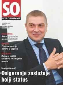 Arhiva časopisa - broj 1, novembar 2011. - SR ME MK