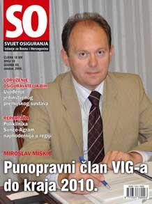 Arhiva časopisa - broj 10, oktobar 2009. - BIH
