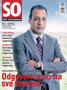 Arhiva časopisa - broj 10, oktobar 2013. - SR ME MK