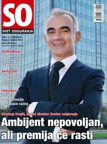 Arhiva časopisa - broj 10, oktobar 2014. - SR ME MK
