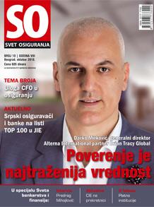 Arhiva časopisa - broj 10, oktobar 2018. - SR ME MK