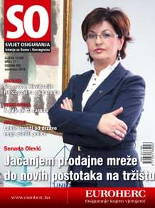 Arhiva časopisa - broj 11, novembar 2010. - BIH