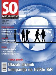 Arhiva časopisa - broj 11, novembar 2012. - BIH