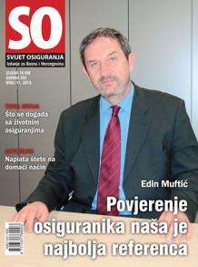 Arhiva časopisa - broj 11, novembar 2013. - BIH