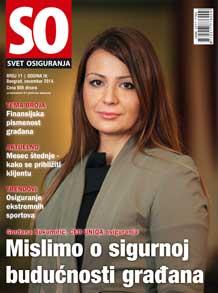 Arhiva časopisa - broj 11, novembar 2014. - SR ME MK
