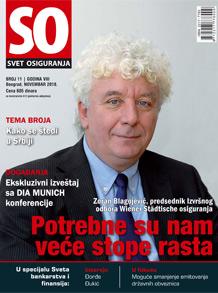 Arhiva časopisa - broj 11, novembar 2018. - SR ME MK