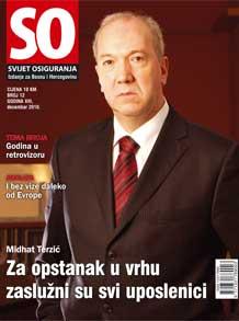 Arhiva časopisa - broj 12, decembar 2010. - BIH