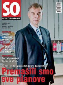 Arhiva časopisa - broj 12, decembar 2012. - SR ME MK