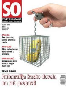 Arhiva časopisa - broj 3, mart 2011. - BIH