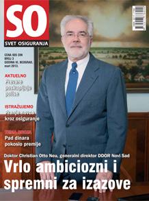 Arhiva časopisa - broj 3, mart 2013. - SR ME MK