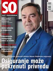 Arhiva časopisa - broj 3, mart 2014. - SR ME MK