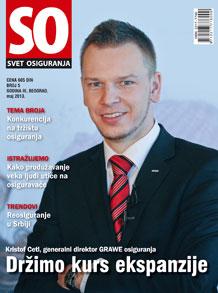 Arhiva časopisa - broj 5, maj 2013. - SR ME MK