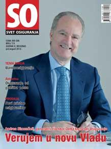 Arhiva časopisa - broj 7, avgust 2012. - SR ME MK