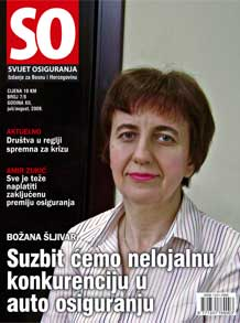 Arhiva časopisa - broj 7, juli 2009. - BIH