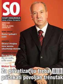 Arhiva časopisa - broj 8, august 2011. - BIH