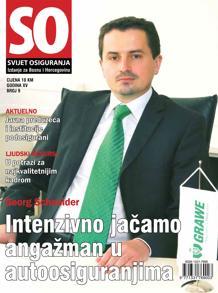 Arhiva časopisa - broj 9, oktobar 2012. - BIH
