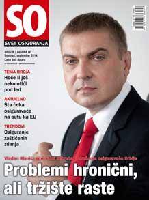 Arhiva časopisa - broj 9, septembar 2014. - SR ME MK