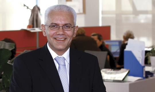 Igor Đurić, predsjednik Uprave Basler osiguranja