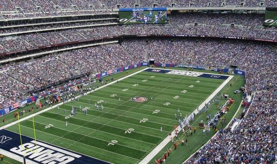 MetLife i američki nogomet – ljubav od 400 milijuna dolara
