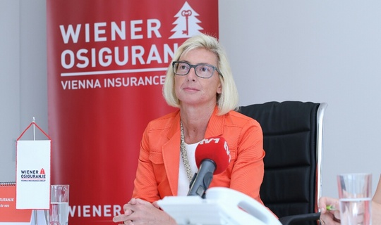 Predsjednica Uprave Vienna Insurance Groupa Elisabeth Stadler posjetila BiH