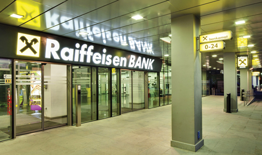 Reakcija Raiffeisen banke