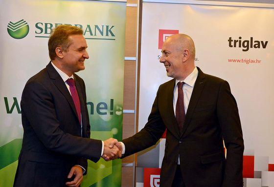 Triglav osiguranje Zagreb i Sberbank d.d. potpisali Ugovor o zajedničkoj suradnji