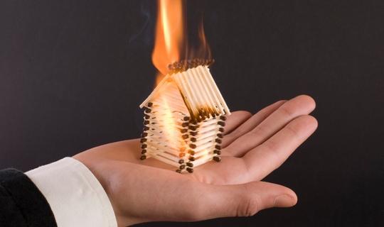 Zabrinjavajuće niska stopa osiguranja od požara i elementarnih šteta