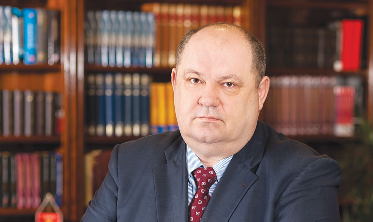 Dr. sc. Damir Zorić, predsjednik Upravnog odbora HUO-a