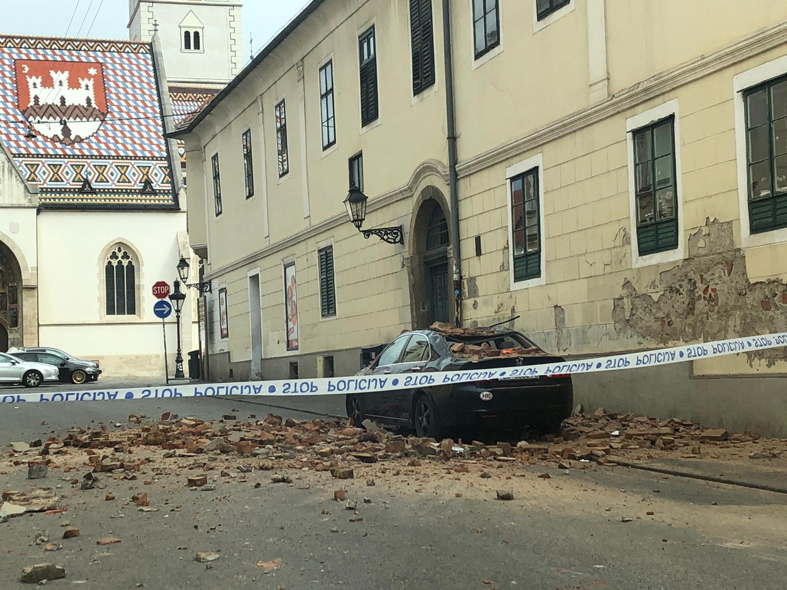 Naknada Za Ostecena Vozila Zbog Potresa U Zagrebu Kasko Osiguranje Svijet Osiguranja