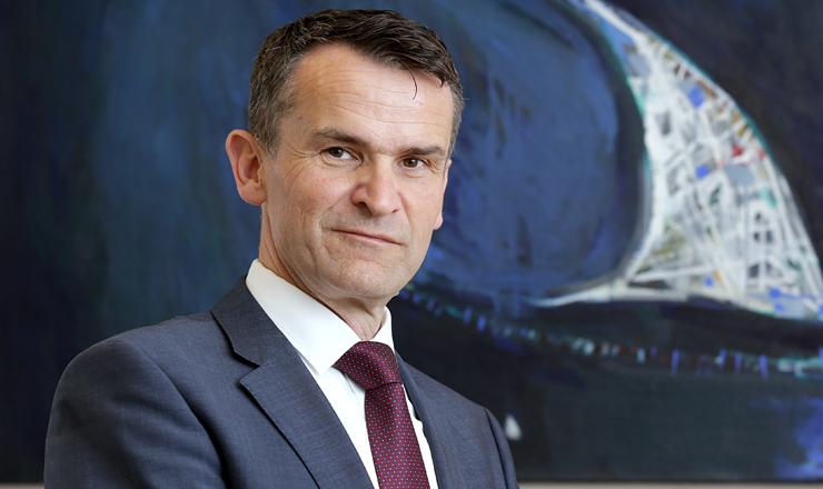 Dr. sc. Ante Žigman, predsjednik Upravnog vijeća Hrvatske agencije za nadzor financijskih usluga (HANFA)