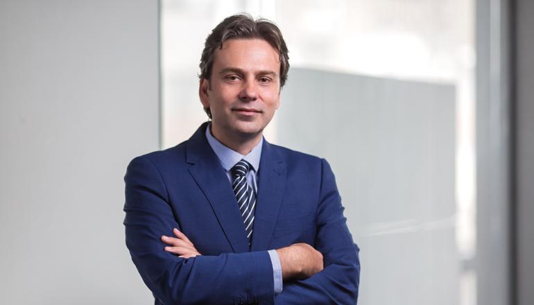Ivan Divić, direktor, kompanije Adacta Fintech Beograd: