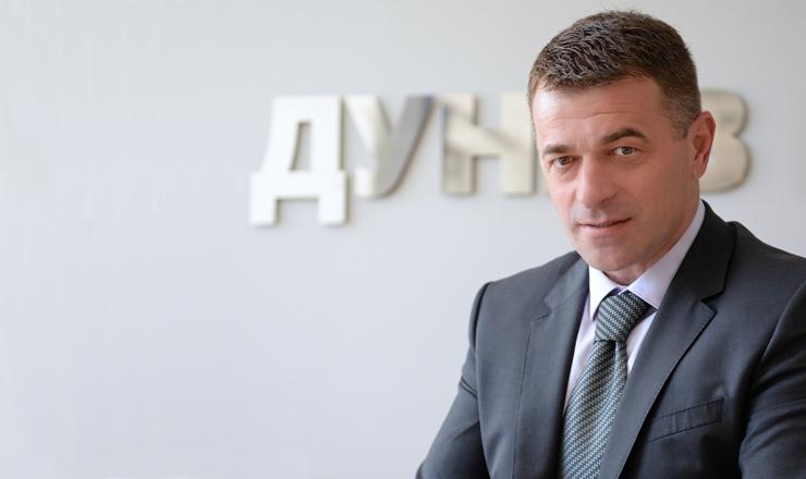Branislav Trifunović, izvršni direktor Dunav društva za upravljanje dobrovoljnim penzijskim fondom