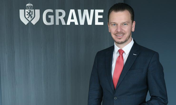 Kristof Cetl, predsednik Izvršnog odbora GRAWE osiguranja a.d.o. Beograd