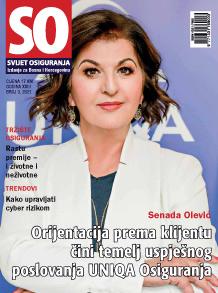 Senada Olević, direktorica UNIQA osiguranja